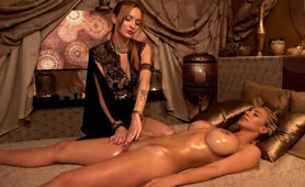She Couldn't Resist Of - Nuru Massage Xxx Lesbian